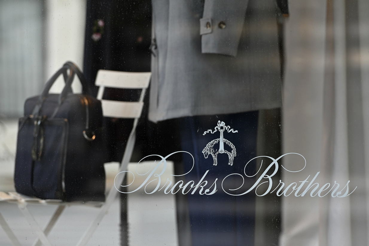 Bankrupt Brooks Brothers is said to have drawn bidding interest from potential new owners including Authentic Brands Group and WHP Global.