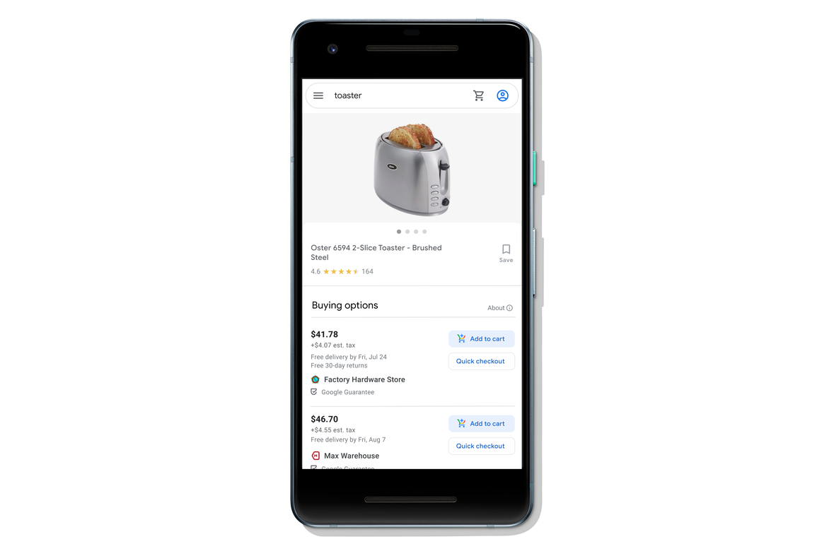 "Google is lowering the barrier to entry for sellers within its newly launched ""Buy on Google"" checkout experience, eliminating any commission fees for participating retailers."