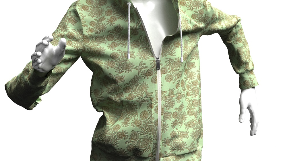 Cotton Inc.s CottonWorks program, a resource for textile professionals, is launching 3D downloadable digital files for textile designers.