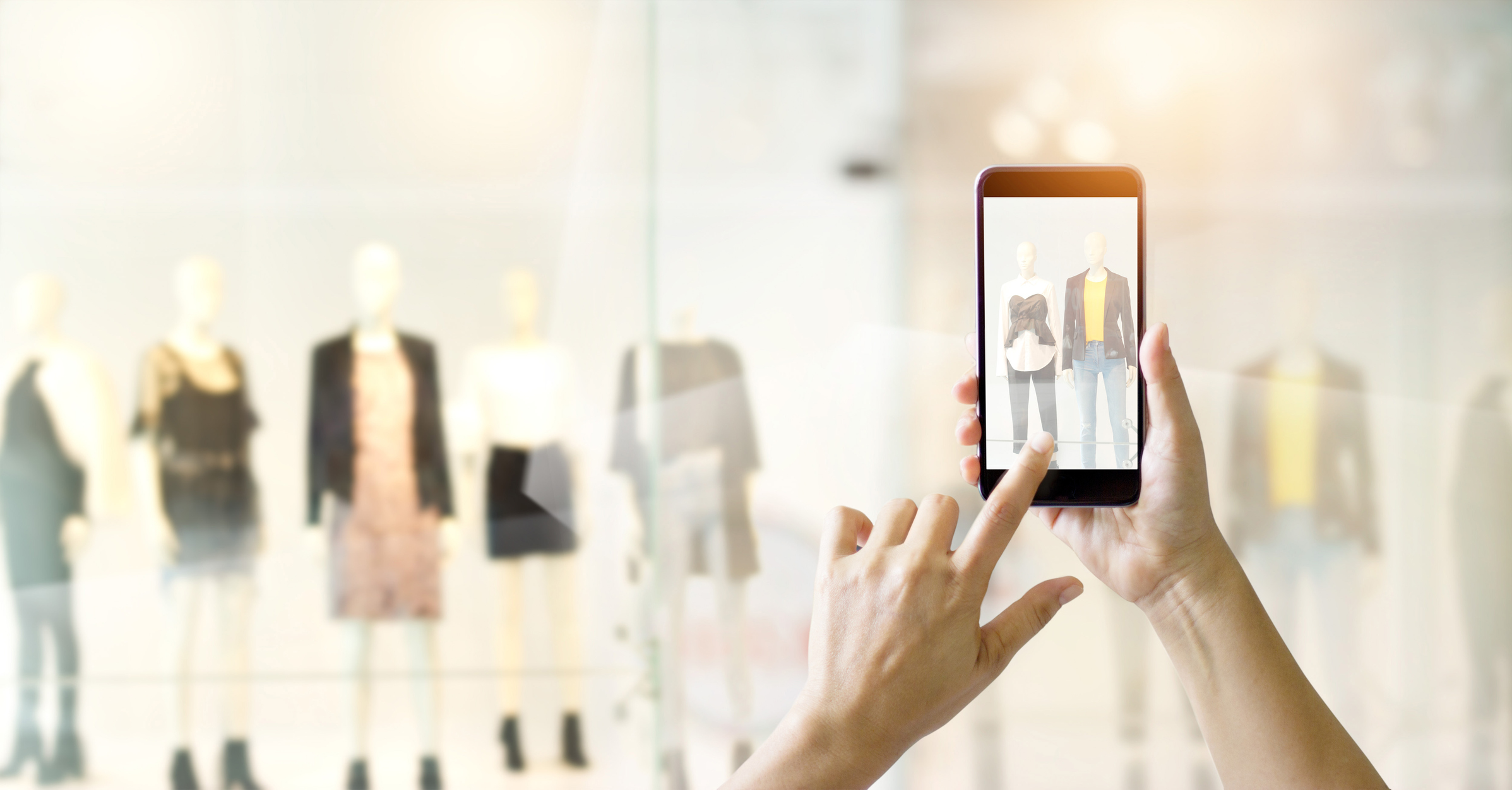 Apparel retailers struggling to weather the COVID storm will be wise to pin their hopes on seamless customer-friendly technology.