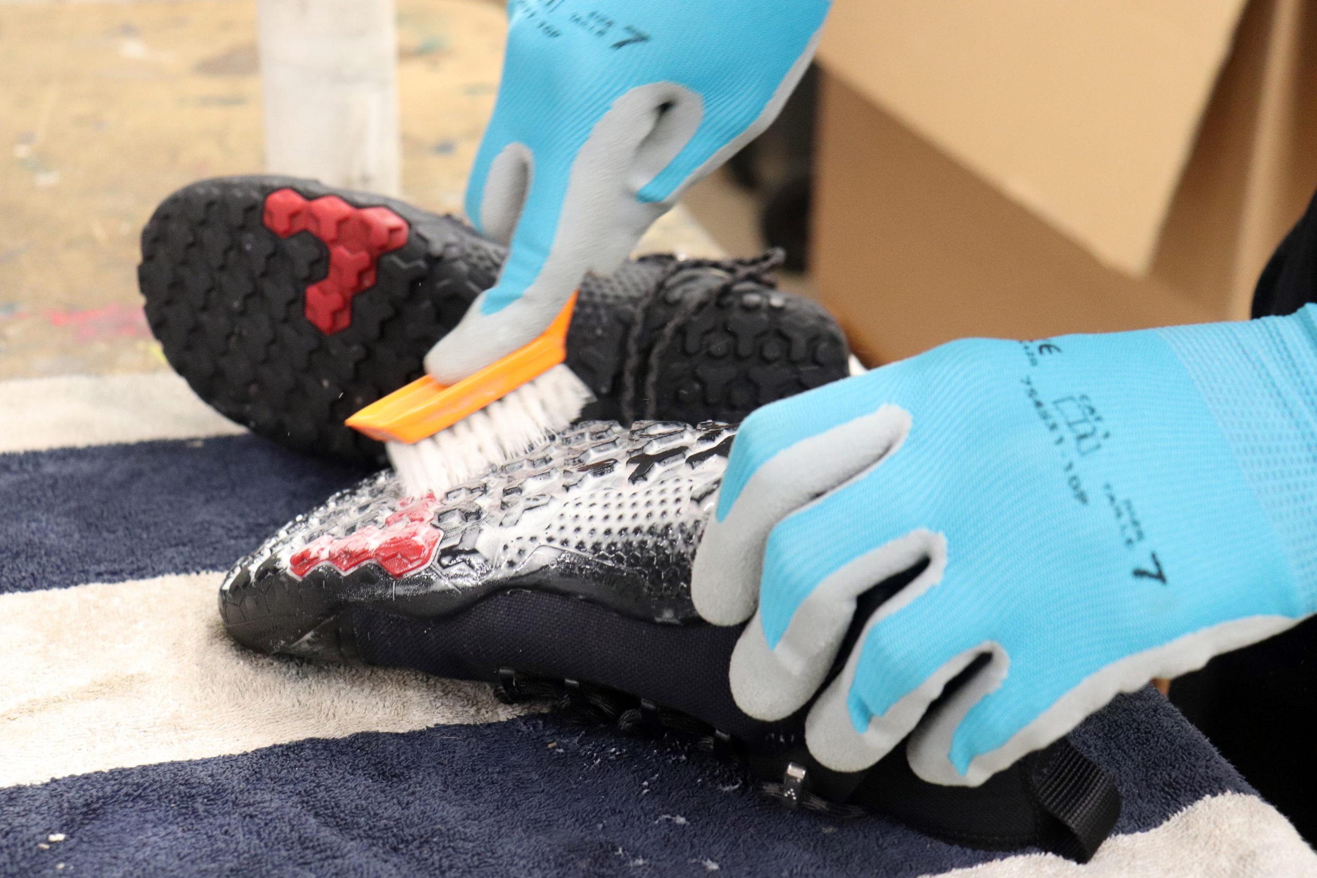 Vivobarefoot ReVivo shoe repair