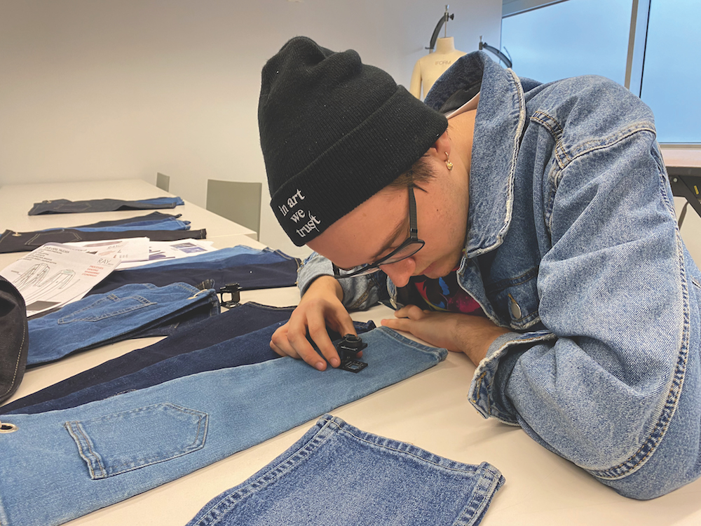 Los Angeles' best kept denim secret could be the Fashion Institute of Design and Merchandising's industry-led crash course in jeans.