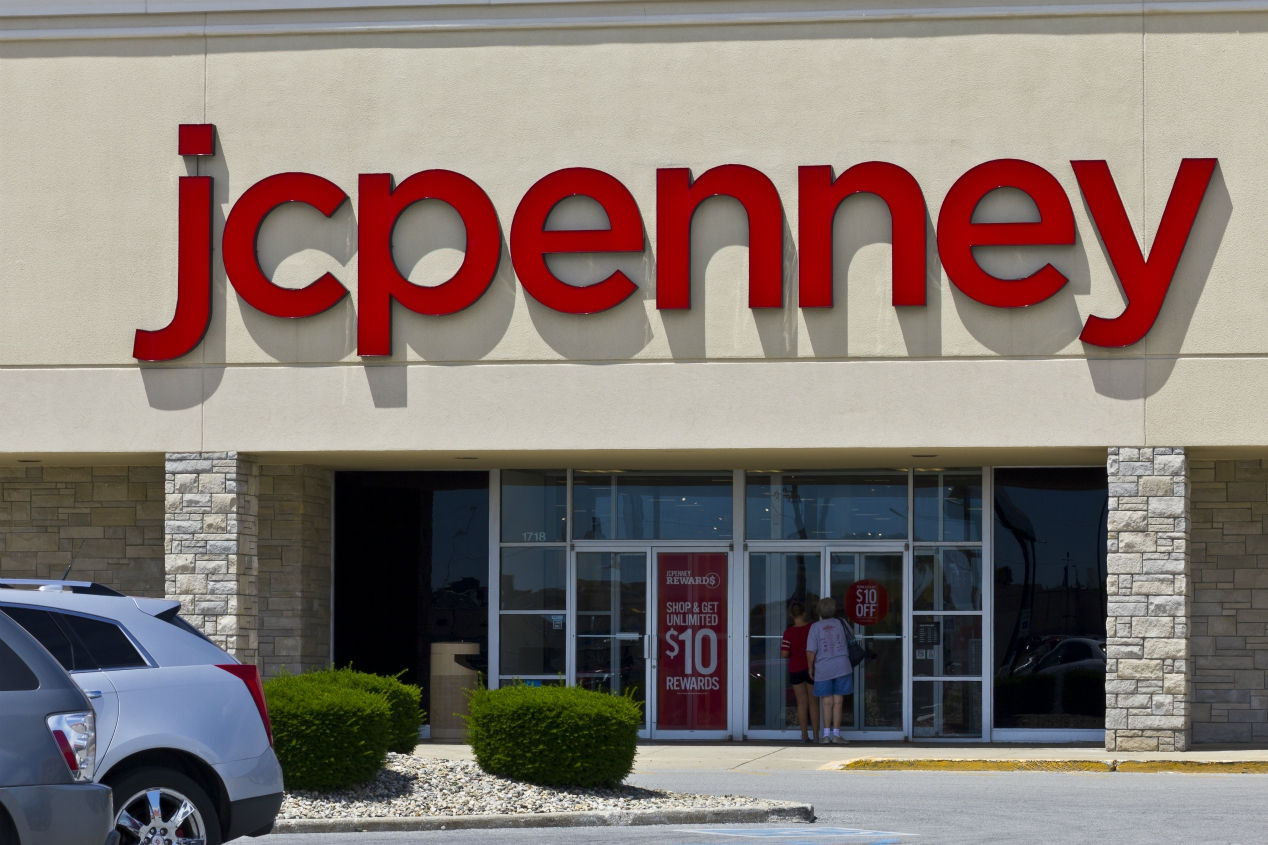 Bankrupt J. C. Penney sheds 1,000 jobs in a restructuring move as it continues talks with first-lien lenders for a Chapter 11 exit plan.