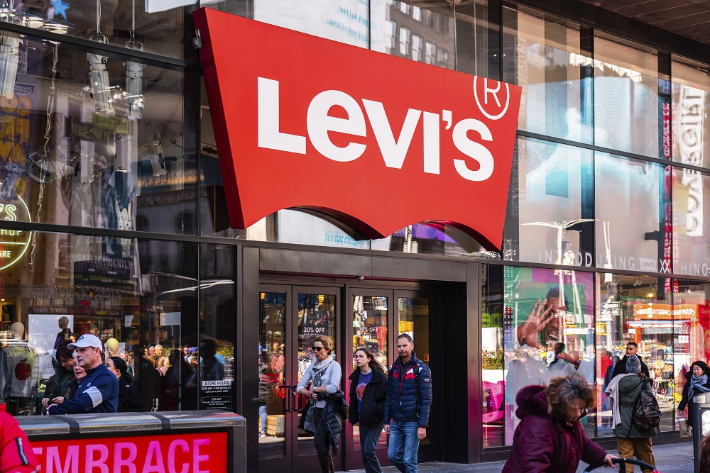 Levi Strauss suffered a $364 million net loss for the second quarter, but sales have been strong since brick-and-mortar stores reopened.