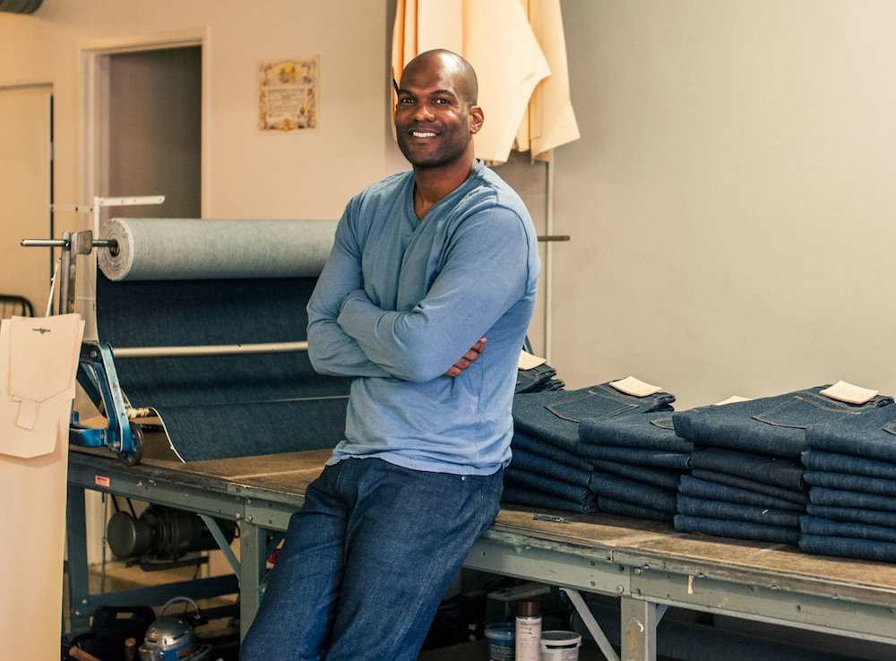 U.S.-based Red Cotton Denim recently launched a Kickstarter campaign to expand its jeans customization program to online consumers.