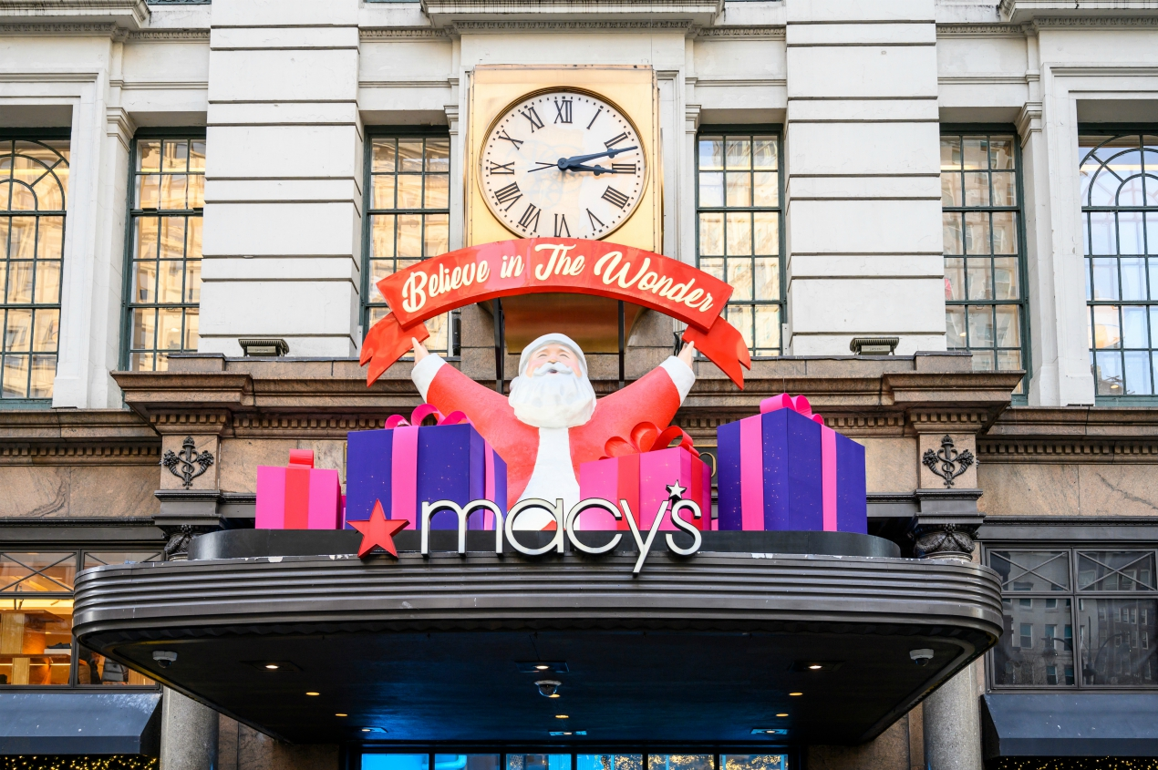 The coronavirus pandemic impact on retail saw Macy's on Wednesday report a 45.2% drop in sales and a staggering $3.58 billion Q1 loss.