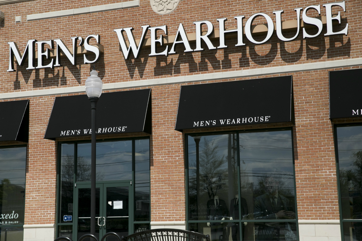 Tailored Brands said it has granted its top executives incentives as part of a compensation plan ahead of an expected bankruptcy filing.