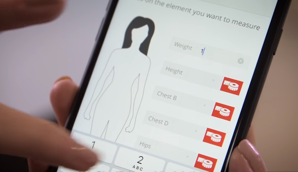 My Size, a developer of smartphone measurement technology solutions, has integrated its MySizeID technology into Sweet Fit, an interactive virtual fitting mirror.
