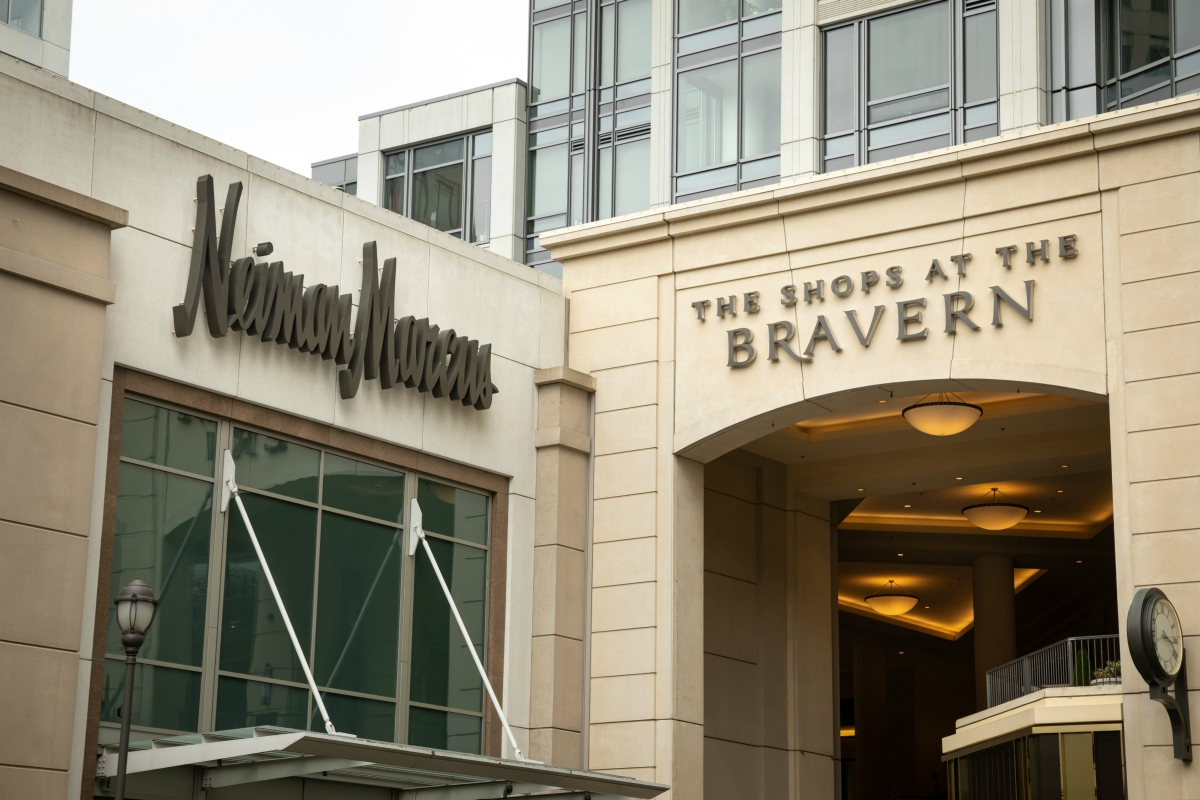 Bankrupt luxury retail chain Neiman Marcus is exiting four store leases as part of its restructuring process before it exits Chapter 11.