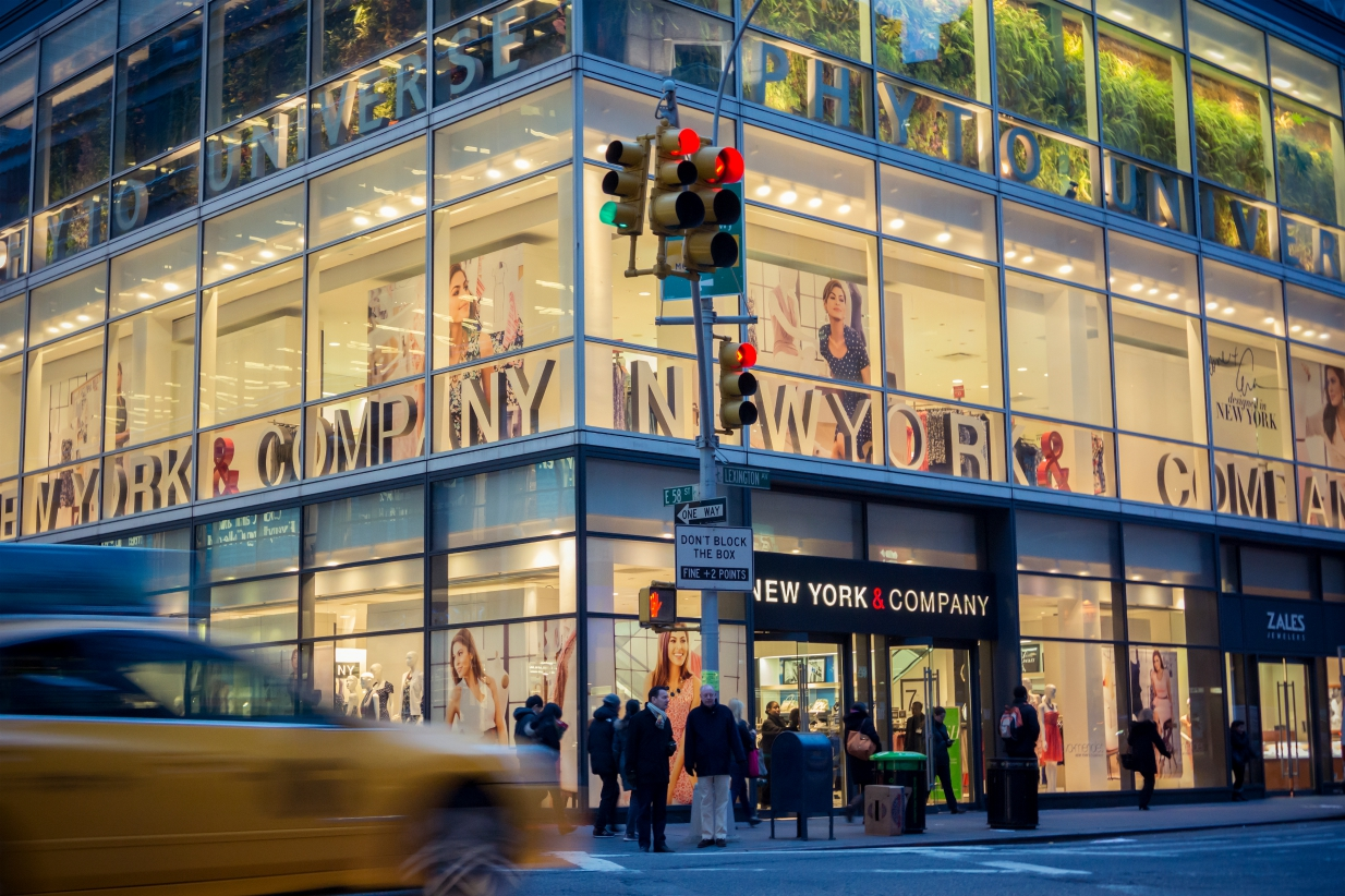 New York & Co.'s parent, RTW Retailwinds Inc., files Chapter 11 bankruptcy petition and could close 378 stores as it looks for a buyer.