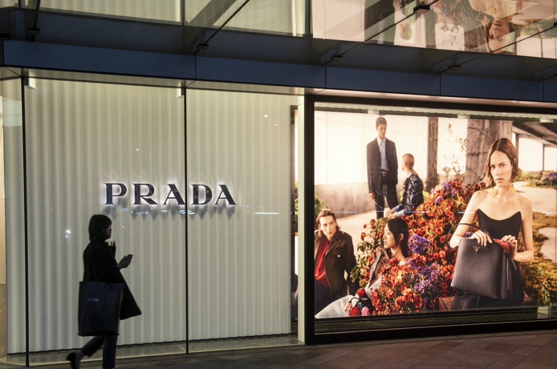 "COVID-19 hurt first half results, but Prada sees ""recovery"" at reopened stores driven by local consumers even as tourism remains down."