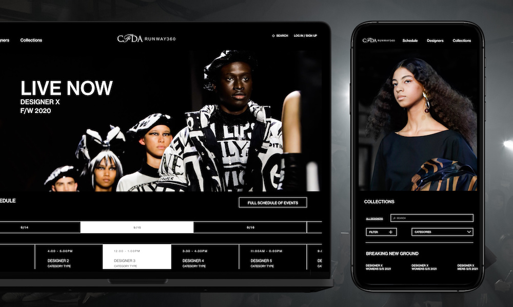 The Council of Fashion Designers of America partnered with NuOrder to help digitize U.S. fashion labels' New York Fashion Week collections.