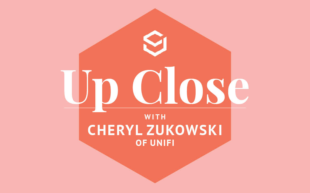 In this Q+A, Unifi's Cheryl Zukowski discusses the benefits of localized sourcing and how her company is tackling plastic pollution.