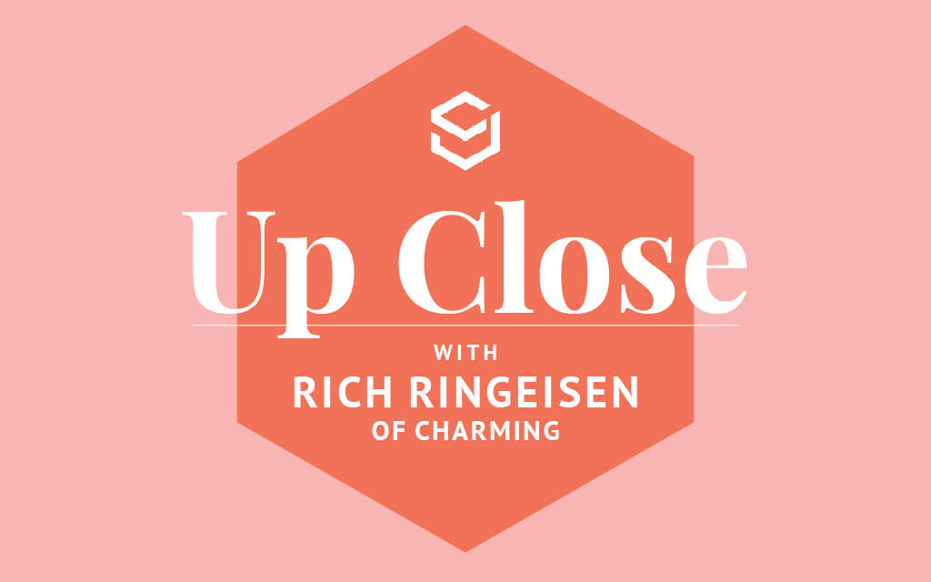 In this Q+A, Charming's Rich Ringeisen discusses the importance of data and the role RFID will play in delivering on omnichannel services.