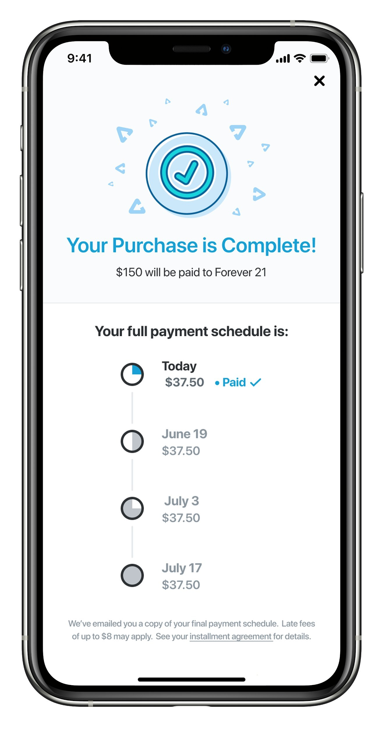 Buy now, pay later platform Afterpay integrated with Google Pay and Apple Pay to enable installment payments in brick-and-mortar stores.
