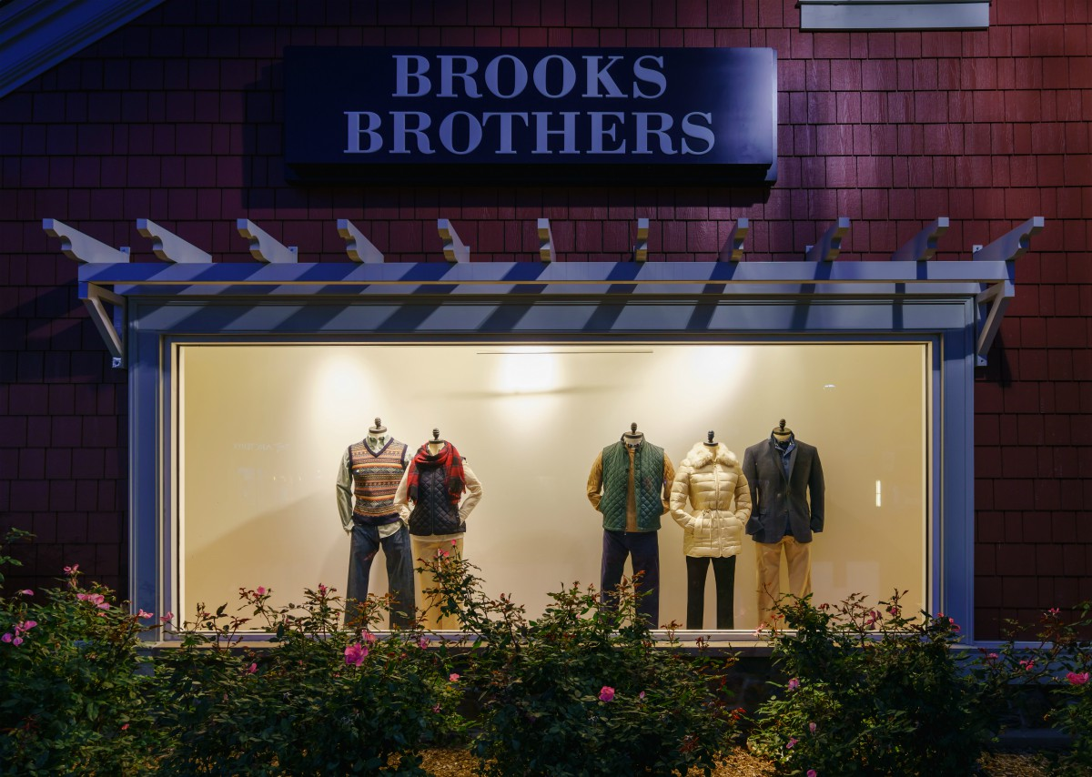 Storied men's clothier Brooks Brothers has filed a Chapter 11 petition for bankruptcy court protection in Delaware as it looks for a buyer.