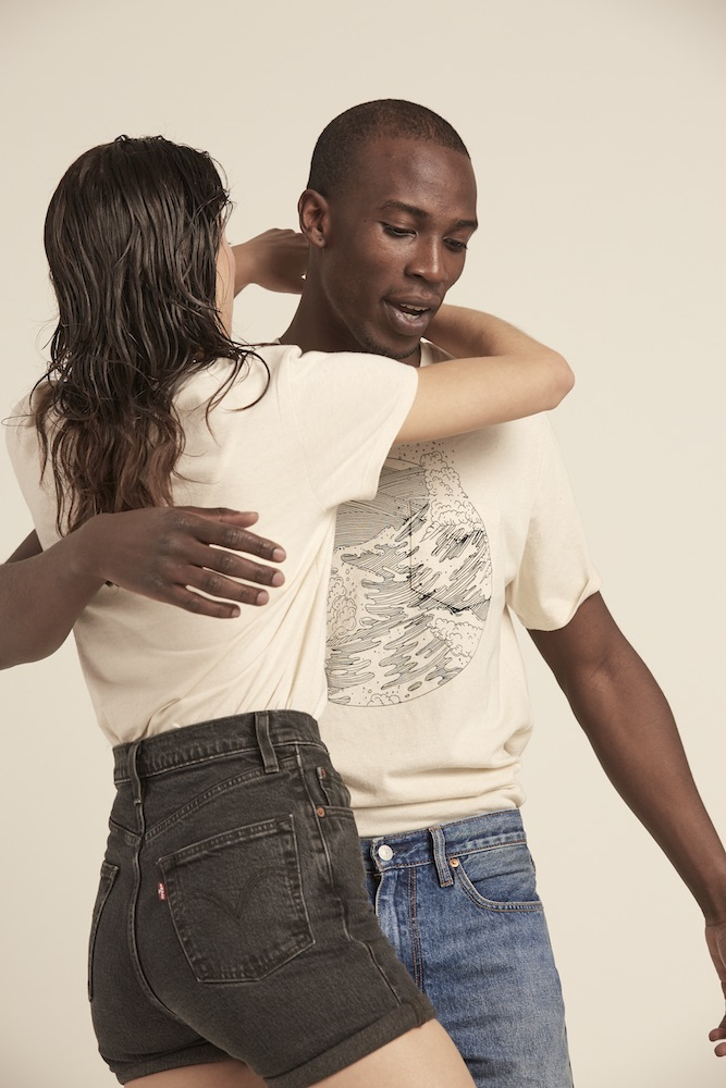 In a time of crisis, Levi's is turning the traditional denim retail model upside-down by introducing new digital omnichannel experiences.
