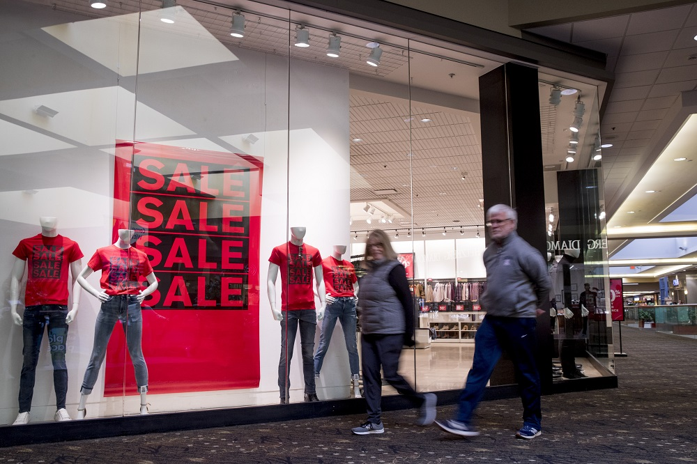 As stores at least partially reopened their doors, U.S. retail apparel prices increased 1.7 percent in June after two months of declines.