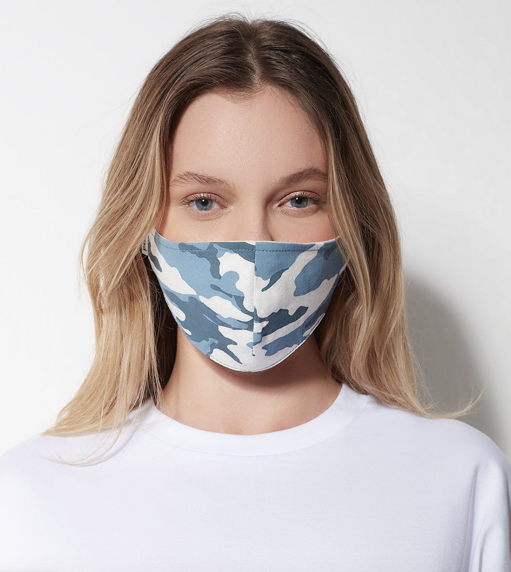 Premium denim brand Mavi debuted a line of face masks benefitting Homes for the Homeless, a New York-based non-profit organization.