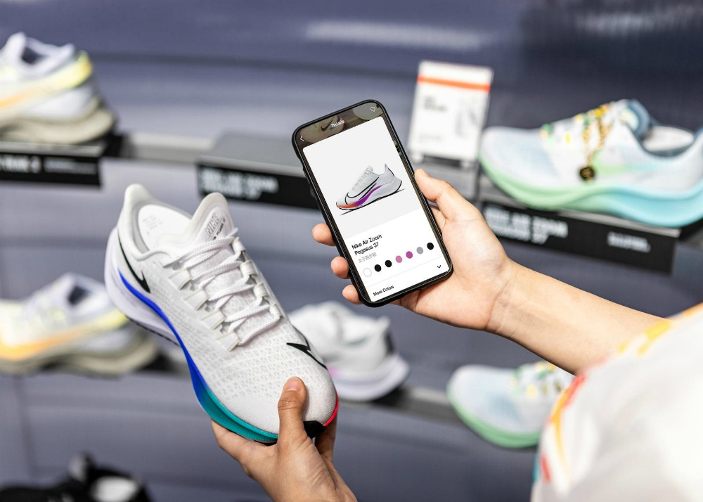 Nike Rise has opened in Guangzhou, and the store aims to connect athlete communities via physical events and Nike's virtual shopping app.