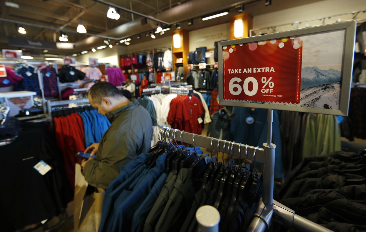 Department Stores' fashion market share in NA for apparel, footwear and accessories is projected to be at just 13% in 2024 from 26% now.