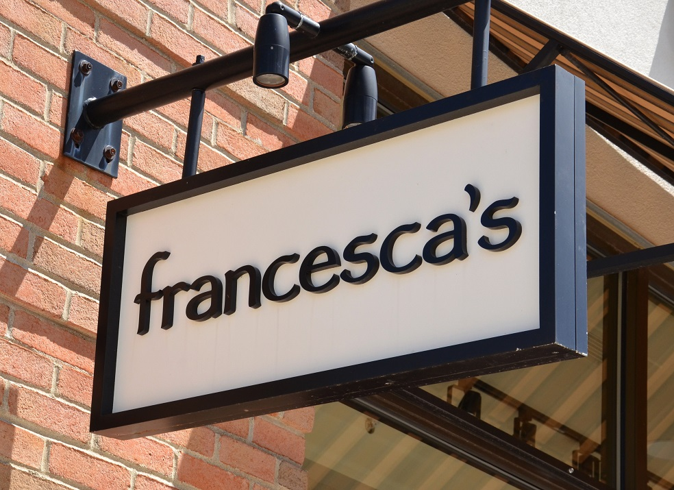 "After Q1 sales dropped 50 percent, women's chain Francesca's is hoping ""better late than never"" applies to its upcoming mobile app strategy."
