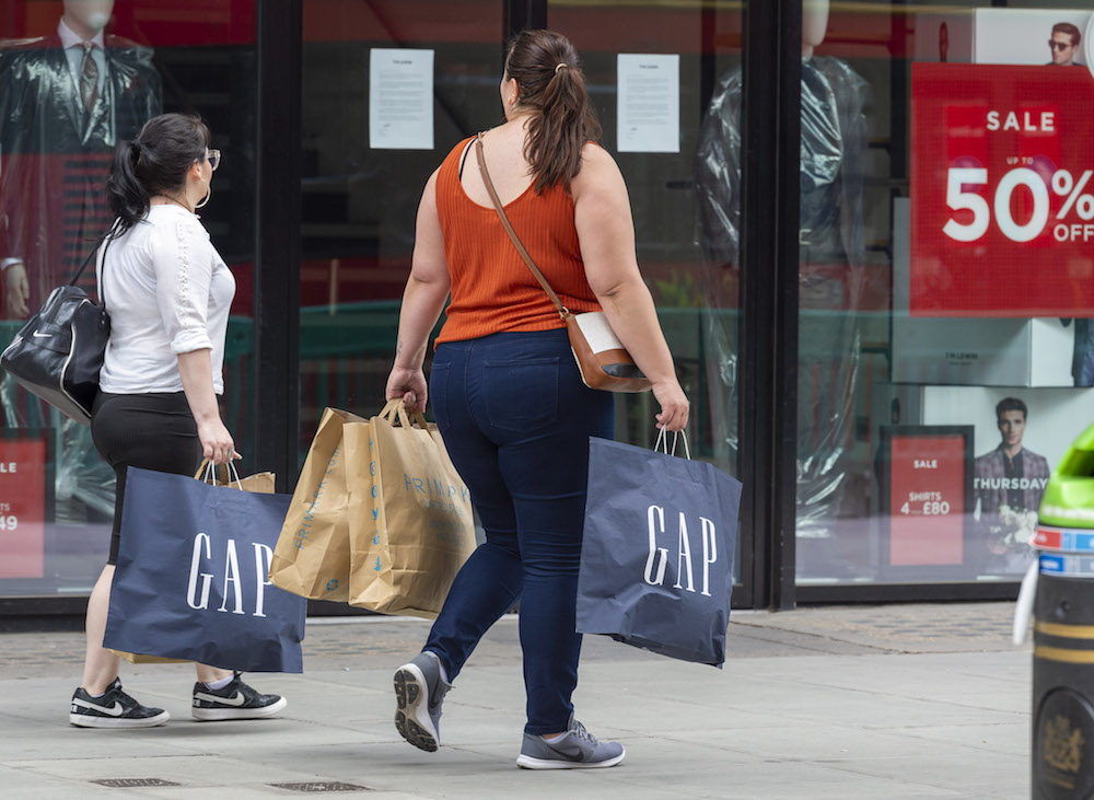 Gap Inc. is working with vendors to pay them in full for finished goods and goods in production that were canceled during the pandemic.
