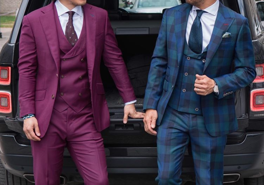 As Brooks Brothers and Tailored Brands struggle, brands like Black Lapel, Inherent Clothier and Suitablee try to forge their own success.
