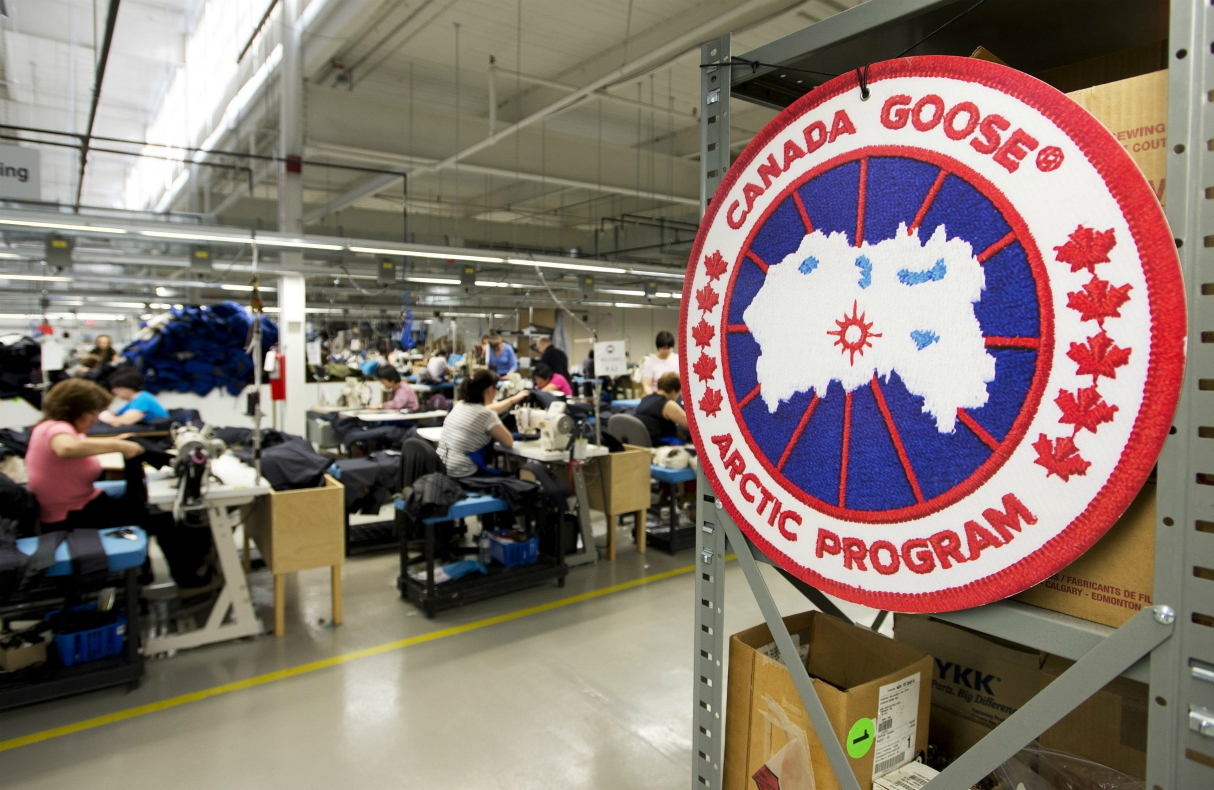 Luxury outerwear firm Canada Goose pushes forward on DTC strategy as Q1 revenue fall 63%, as it plans four new stores in Mainland China.