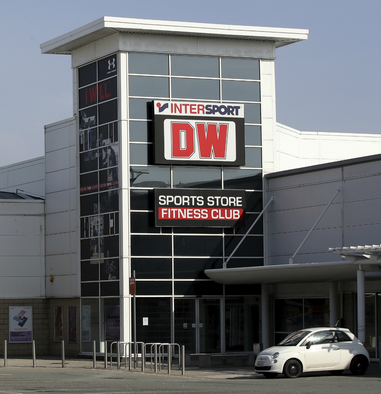 Frasers Group acquires 71 locations of bankrupt sports club competitor DW Sports to add to its existing gym and retail portfolio.