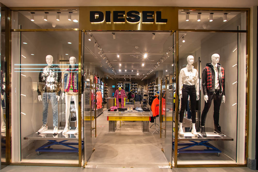 Diesel is expanding its retail footprint in Russia with a new Moscow flagship store and plans to add more premium wholesale retail partners.