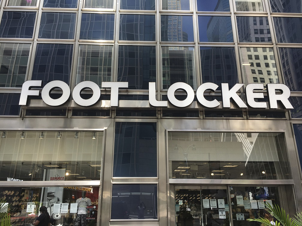Foot Locker's same-store sales rose 18.6 percent in the second quarter, with direct-to-consumer sales increasing a whopping 173 percent.