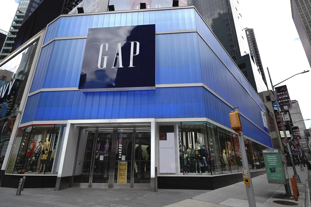While apparel retailer Gap Inc. posted a net loss and a year-over-year decline in its fiscal second quarter, comp sales grew 13 percent.