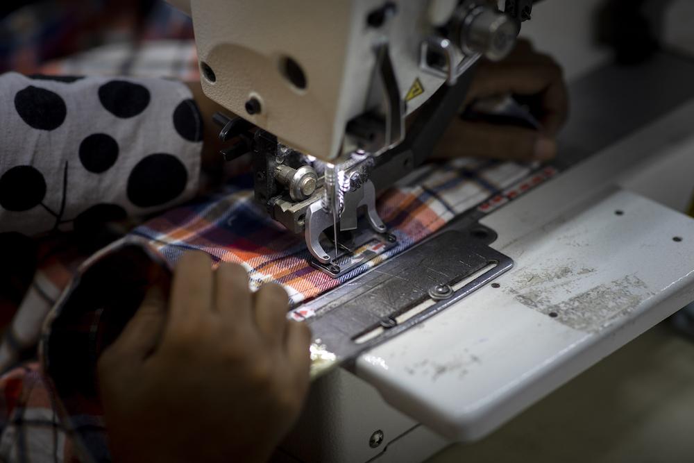 garment worker Bangladesh