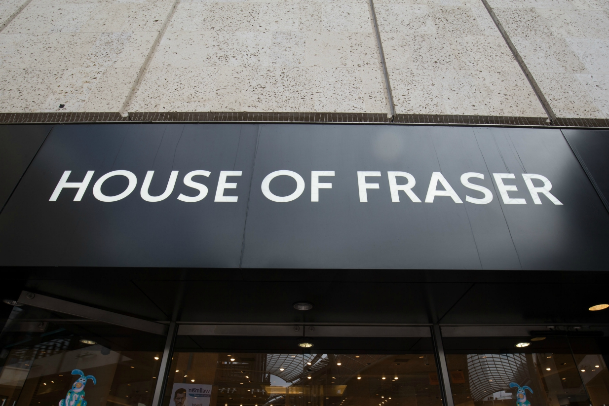 More House of Fraser stores could close over rent disputes as its parent company reportedly pushes to switch to payments based on sales.