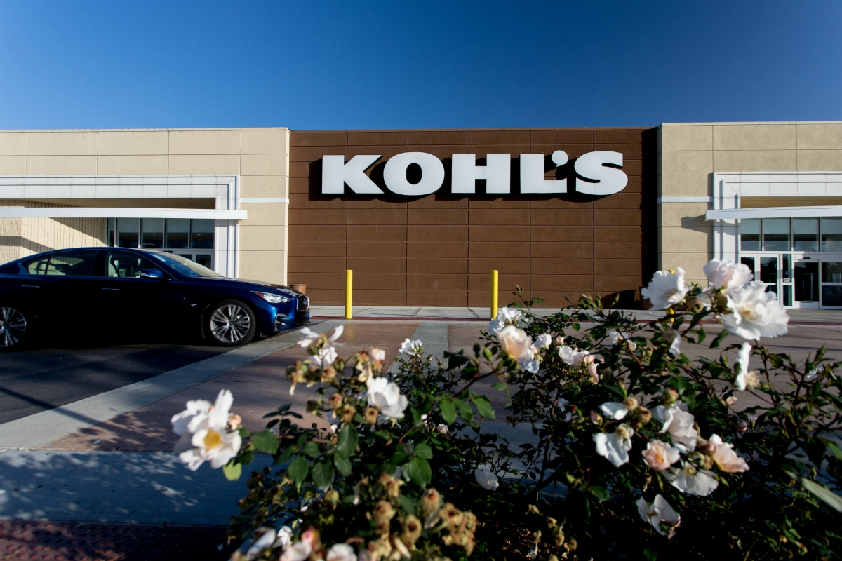 Department store retailer Kohl's said Tuesday it's cutting 15 percent of corporate headcount, joining Nordstrom and Macy's in slashing jobs.