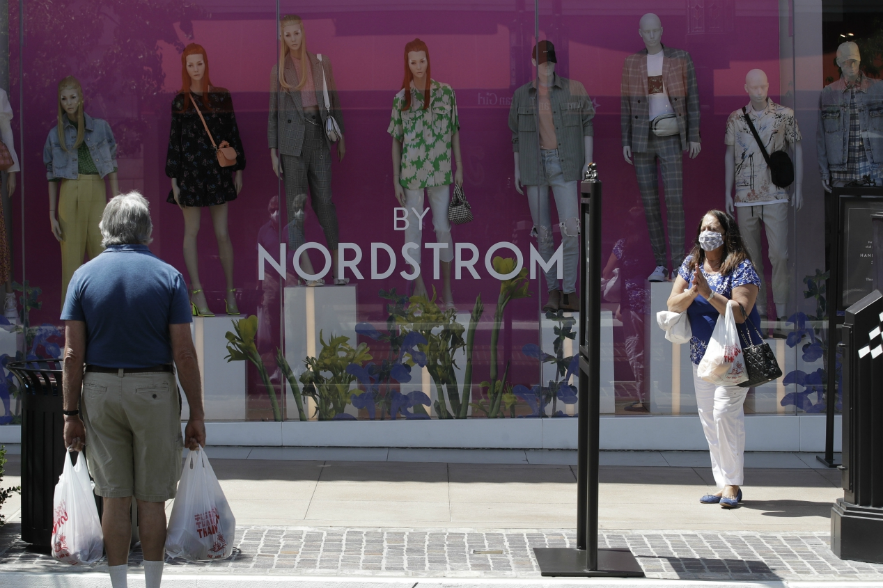 Nordstrom's keenly focused on its digital data, including what customers are saying they want from from 20M online wish lists.