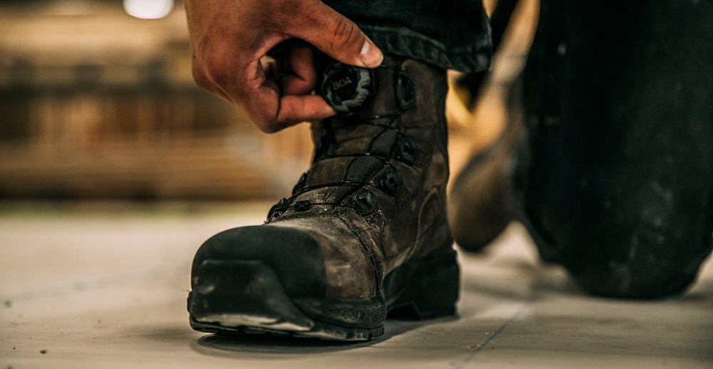 In response to consumer demand, Red Wing Shoe Company has introduced Exos Lite, the lightest work boot in the company's history.