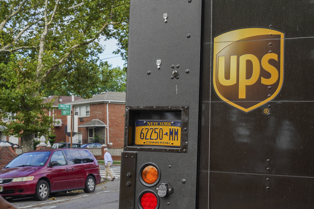 UPS has added surcharges to high-volume shippers that move more than 25,000 packages per week during the holiday season, effective Nov. 15.