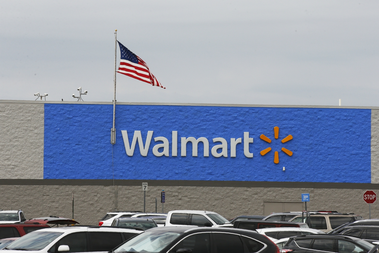 Walmart's U.S. e-commerce sales rose 97% in Q2 as U.S comparable sales gained 9.3 percent, led by sales in general merchandise and food.