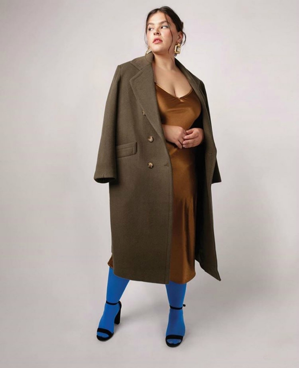 Legendary designer Cynthia Vincent launched sustainable L.A.-based label Baacal in 2019 for plus-size shoppers long ignored by fashion.