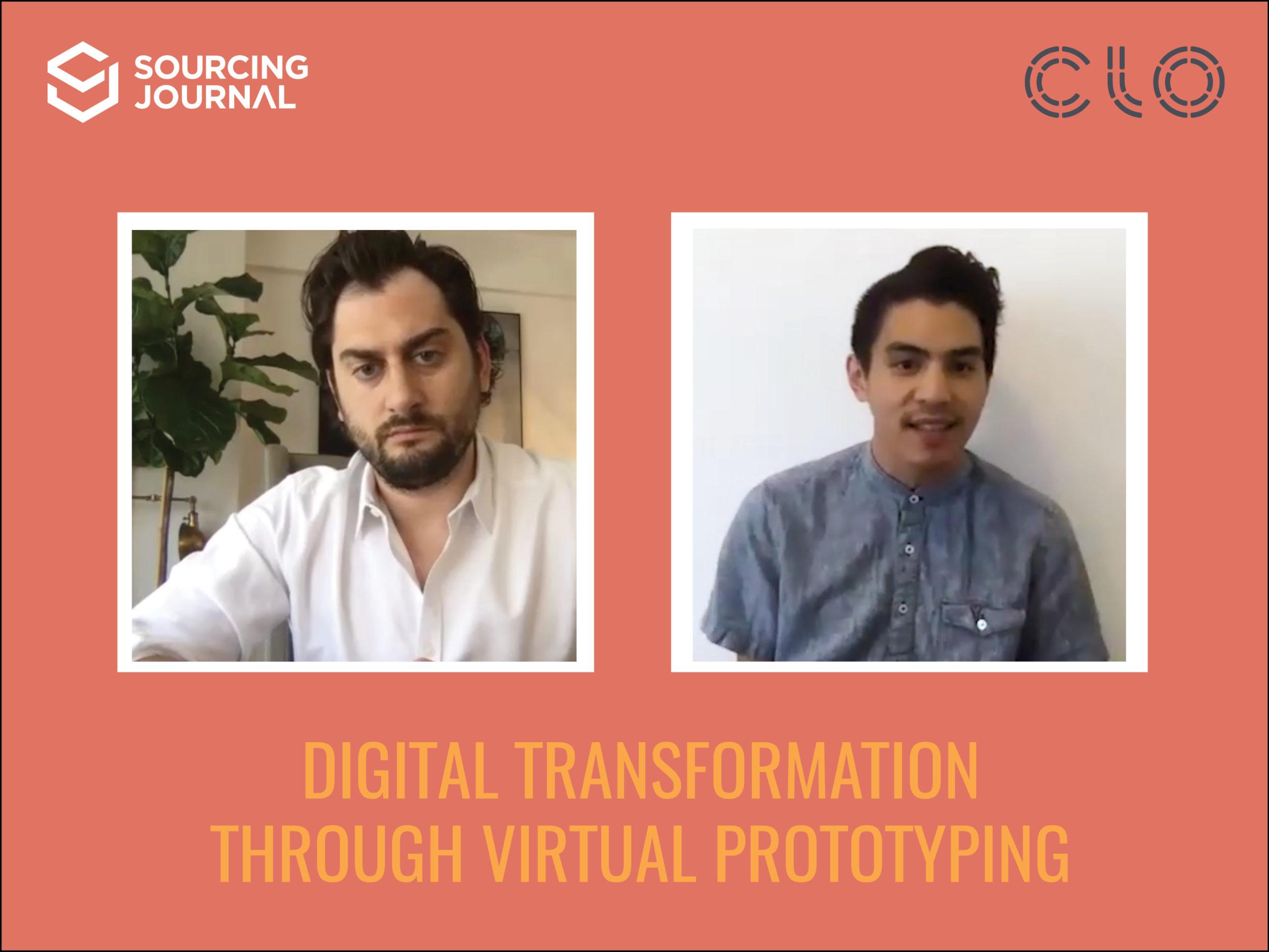 Clo Virtual Fashion Video