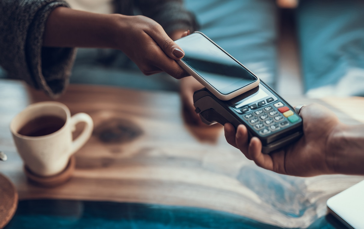 A National Retail Federation and Forrester survey found that 67 percent of retailers now accept contactless payments, up from 2019.
