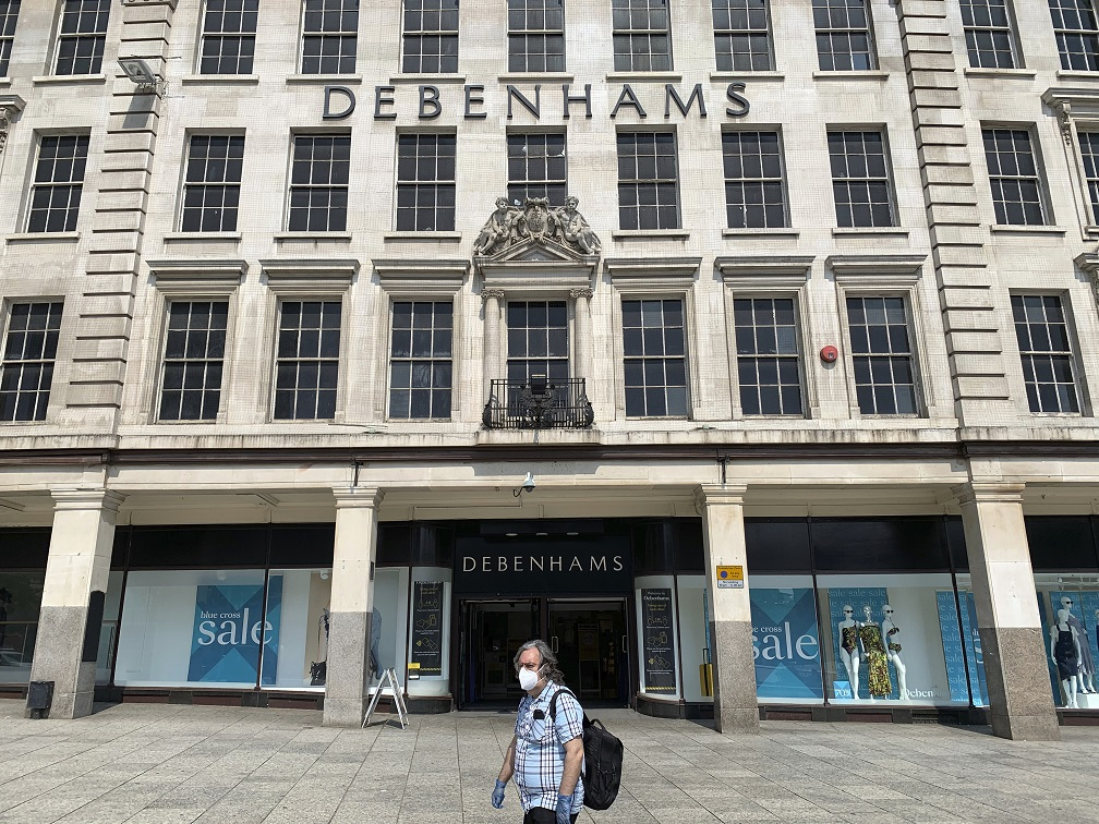 Debenhams is slashing 2,500 more jobs as the U.K. high-street fashion chain continues to cut costs in hopes of preventing total liquidation.