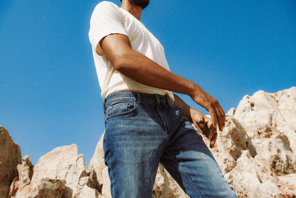Denim brand DL1961 is leveraging virtual tools at COTERIE Digital, which runs Sept. 1 to Nov. 1, to show off its new Spring 21 collection.