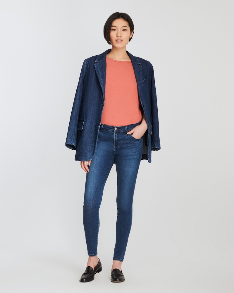 Advancements in stretch denim arrive at a critical time when jeans brands are working extra-hard to woo comfort-obsessed pandemic consumers.