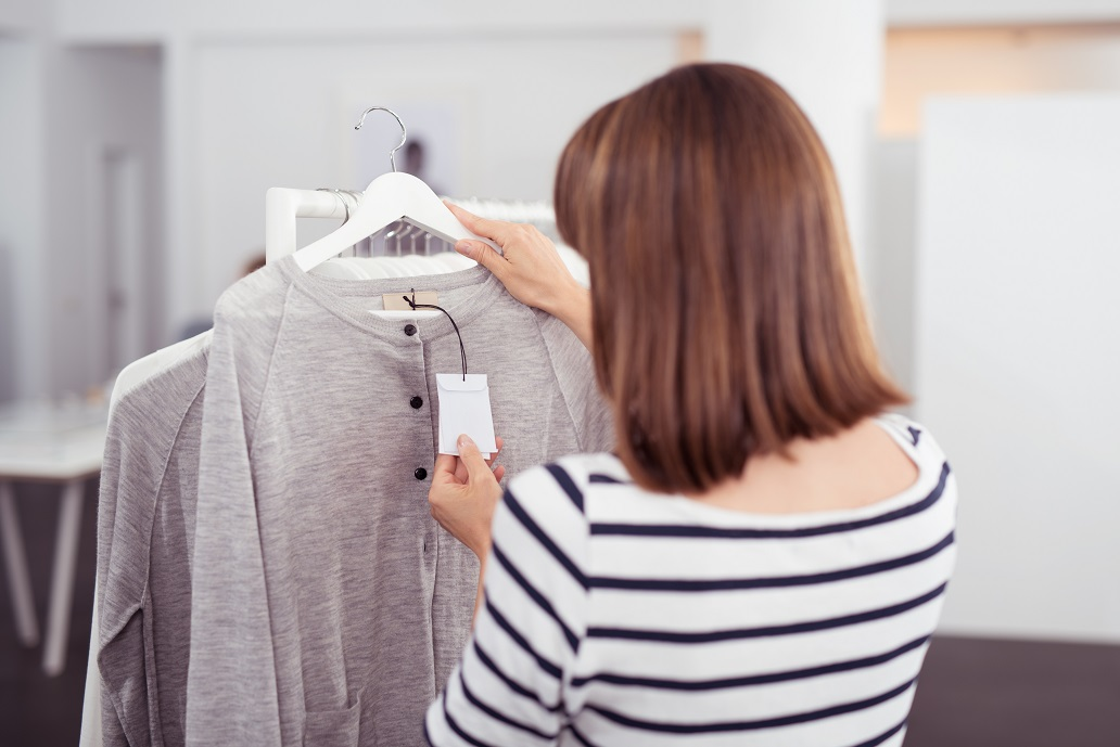 Apparel prices in the U.S. have gone up for the second-straight month, per the Consumer Price Index from the Bureau of Labor Statistics.