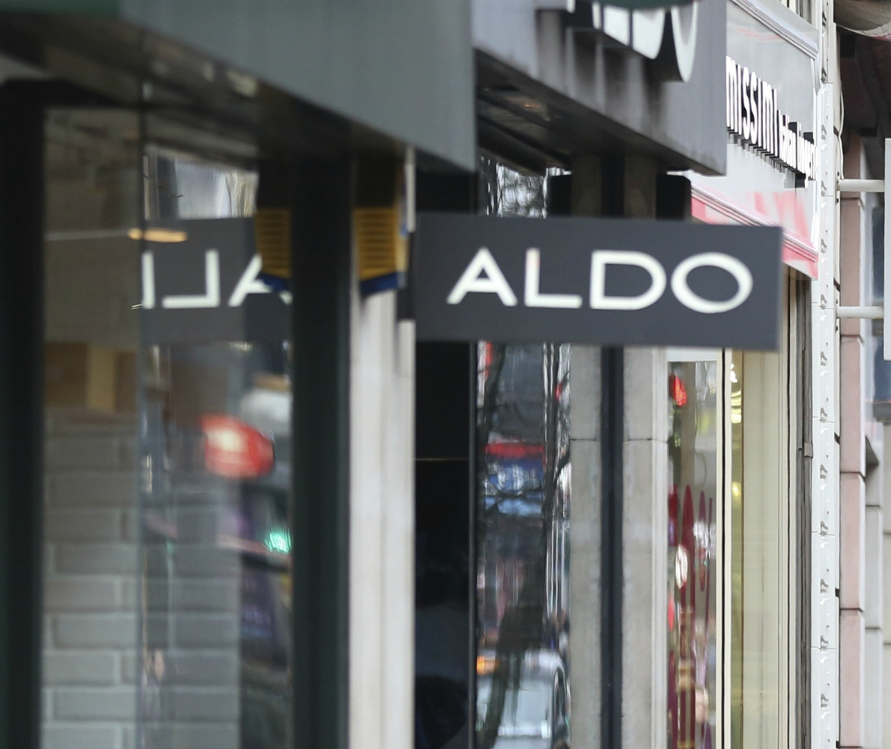 Aldo's UK operation finds a home with new owner Bushell Investment Group, which acquired the footwear business out of administration.