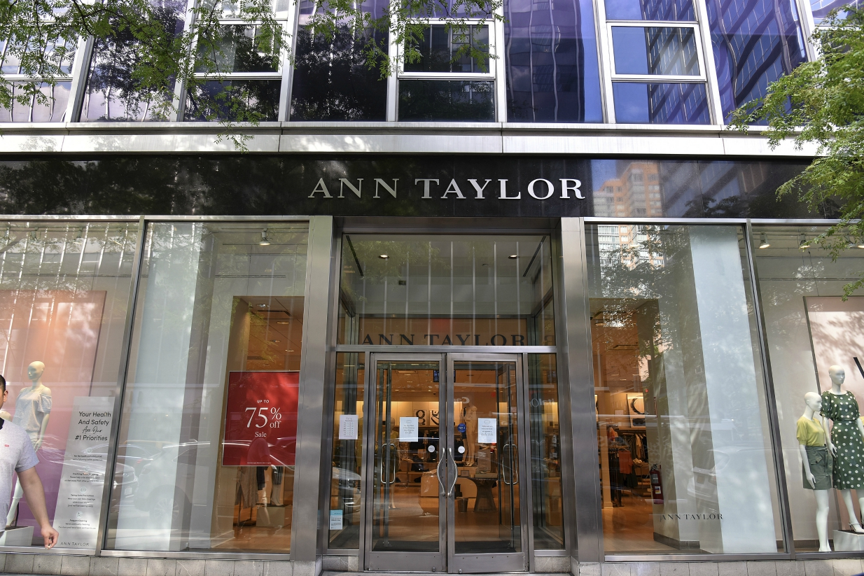 Ascena Retail Group, owner of Ann Taylor and Lane Bryant, is nearing the finish line in its tour of Chapter 11 bankruptcy proceedings.