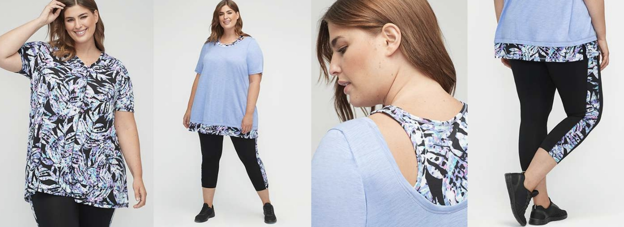 Bankrupt Ascena Retail Group sells its plus-size fashion chain Catherines, and said it will close 23 Justice tween stores.